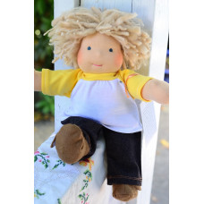 Bamboletta: Cuddle Dolls - Arlo