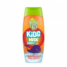 Beach Hut KID'S MAX SPF100++, 50mL Lotion