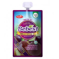 Bebest: Drinks - Baby Prune Juice