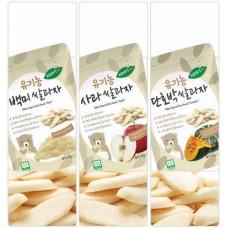 Bebest: Organic Rice Snack