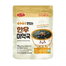 Bebest: Soups - Beef Seaweed Soup