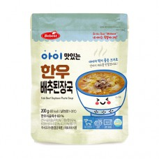 Bebest: Soups - Beef Soybean Paste Soup