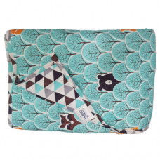 """Hugzz: Weighted Blanket 41"""" x 60"""" - 10lb Forest"""