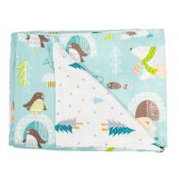"Hugzz: Kids Blanket Covers 36"" x 48"" - Animals"