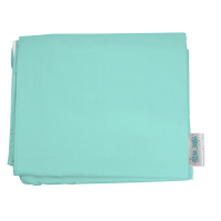 "Hugzz: Adults Blanket Covers 48"" x 72"" - Aqua"