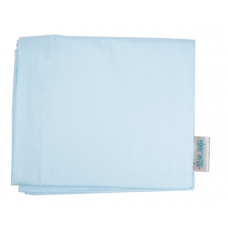 "Hugzz: Adults Blanket Covers 48"" x 72"" - Baby Blue"