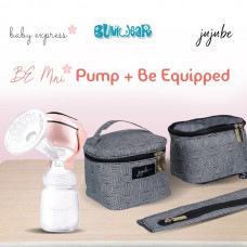 BE: Breast Pump Bundle - Be Mini + Be Equipped