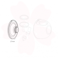 BE: Accessories - Be Free Flange (27mm)