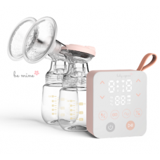 BE: Dual Breast Pump - Be Mine