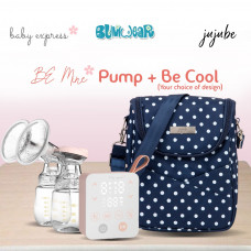 BE: Breast Pump Bundle - Be Mine + Be Cool