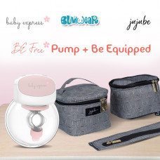 BE: Be Free Pump + Be Equipped Bundle