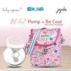 BE: Breast Pump Bundle - Be Free + Be Cool