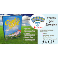 Country Save Buy 4 boxes Get 1 FREE