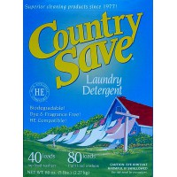 Country Save Laundry Detergent 5 lbs