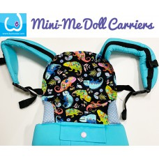 Doll Carrier - Chameleon (Blue Belt)