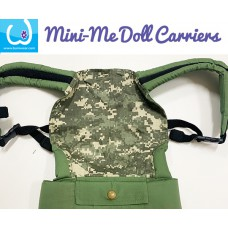Doll Carrier - Green Camo