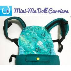 Doll Carrier - Green So Jelly
