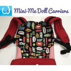 Doll Carrier - Red Sidekick
