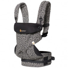 Ergobaby: 360 - Keith Haring Black (Limited Edition)