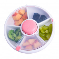 GoBe Snack Spinner - Coral (Arriving end January)