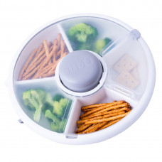 GoBe Snack Spinner - Grey (Arriving end January)