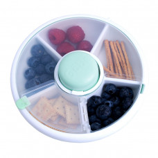 GoBe Snack Spinner - Teal (Arriving end January)