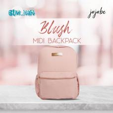 Jujube: Blush - Midi Backpack