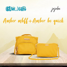Jujube: Golden Amber - Mini BFF + Be Quick Bundle