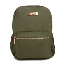 Jujube: Olive - Midi Backpack