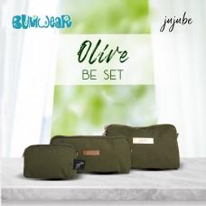 Jujube: Olive - Be Set