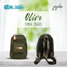 Jujube: Olive - Mini BRB