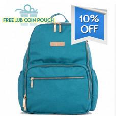 Jujube: Teal Lagoon - Zealous Backpack