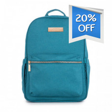 Jujube: Teal Lagoon - Midi Backpack