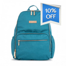 Jujube: Teal Lagoon - Zealous Backpack
