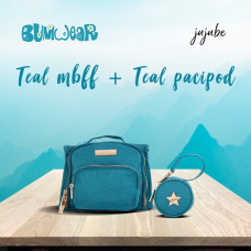 Jujube: Teal Lagoon - Mini BFF + Pacipod Bundle