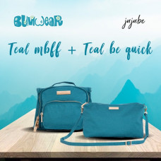 Jujube: Teal Lagoon - Mini BFF + Be Quick Bundle