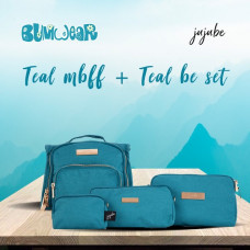 Jujube: Teal Lagoon - Mini BFF + Be Set Bundle