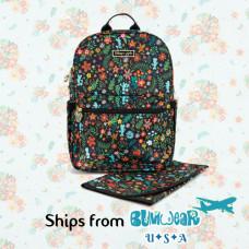 Jujube: Amour des Fleurs - Midi Plus Backpack