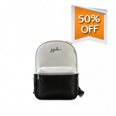 Jujube: Ever Collection - Mini Backpack (Black/White)