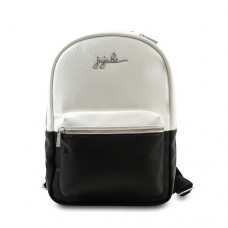 Jujube Ever Collection - Mini Backpack (Black/White)