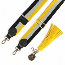 Jujube: Woven Strap - Hufflepuff House Pack  (Arriving Early August)