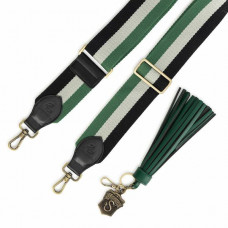 Jujube: Woven Strap - Slytherin House Pack
