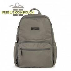 Jujube: Basketweave Mineral - Zealous Backpack