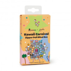 Jujube: Kawaii Carnival - Zipper Pull Blindbox