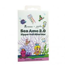 Jujube: Sea Amo 2.0 - Zipper Pull Blind Box