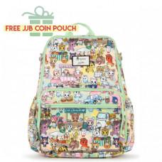 Jujube: Toki Market - Zealous Backpack