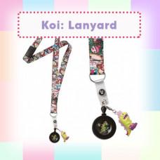 Koi: Lanyard