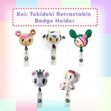 Koi: Tokidoki Retractable Badge Holder