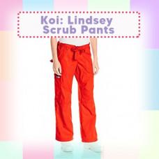 Koi: Lindsey Scrub Pants
