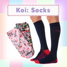 Koi: Socks
